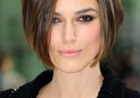 Awesome women hairstyles for thin hair with heart shaped faces Best Short Haircuts For Heart Shaped Faces Inspirations