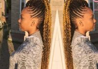 Best 10 stunning braided mohawk hairstyles with weave hairstylecamp Mohawk Hair Braiding Styles Ideas
