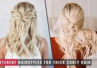 Best 12 voguish hairstyles for your thick curly hair bhrt Braided Hairstyles For Thick Curly Hair Choices