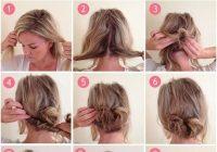 Best 15 braided bun updos ideas popular haircuts French Braid Bun Hairstyles Tutorial Ideas