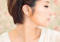Best 18 new trends in short asian hairstyles popular haircuts Short Hairstyle For Thick Asian Hair Ideas