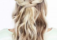 Best 20 awesome half up half down wedding hairstyle ideas Half Up Half Down Braided Hairstyles Pinterest Choices