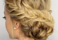 Best 20 exciting new intricate braid updo hairstyles popular Long Hair Braid Updo Tutorial Inspirations