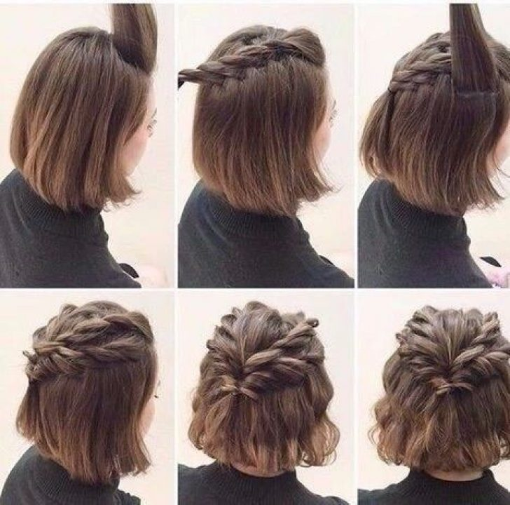 Permalink to 10 Beautiful Hair Style Ideas For Short Hair Ideas