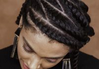 Best 20 low maintenance twisted hairstyles for natural hair Flat Twist Styles On Short Natural Hair Ideas