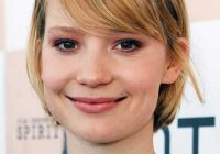 Best 20 short hair with fringe Short Haircuts With Side Bangs Choices