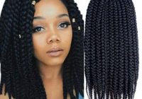 Best 2020 crochet braids 3s soft synthetic hair extensions hairstyles 1packs 141822 box braids kanekalon braiding hair style for fashion women from Braided Hair Extensions Styles Inspirations