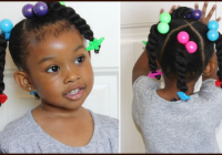 Best 22 african american toddler ponytail hairstyles from black Cute Hairstyles For African American Toddlers Ideas
