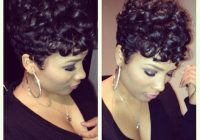 Best 22 easy short hairstyles for african american women Short Curly Hairstyles For African American Women Designs