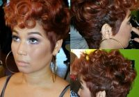 Best 22 easy short hairstyles for african american women Short Styles For African American Hair