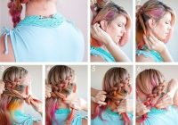 Best 23 creative braid tutorials that are deceptively easy Hair Braid Styles Tutorial Inspirations