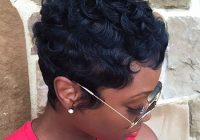 Best 23 cute short hairstyles for black women short hairstyles Cute Short Black Hairstyles Ideas