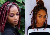 Best 23 short box braid hairstyles perfect for warm weather New Hair Braid Styles Inspirations