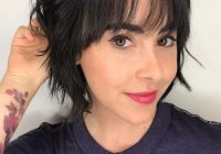 Best 23 short hair with bangs hairstyle ideas photos included Short Hair With Bangs Styles Ideas