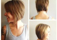 Best 28 cute short hairstyles ideas popular haircuts Womens Short Haircuts Front And Back Inspirations