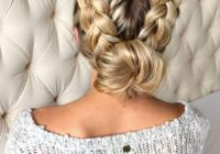 Best 29 gorgeous braided updos for every occasion in 2020 Hair Up Braid Styles Inspirations