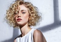 Best 30 easy hairstyles for short curly hair the trend spotter Curly Hairstyles Short Ideas