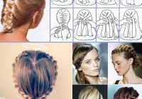 Best 30 french braids hairstyles step step how to french French Braid Hairstyles Step By Step Pictures Inspirations