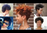Best 30 short african american natural hairstyles in 2018 Short African American Natural Hairstyles Ideas