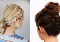 Best 31 cute and easy braids for back to school diy projects Easy Braid Styles For Long Hair Ideas