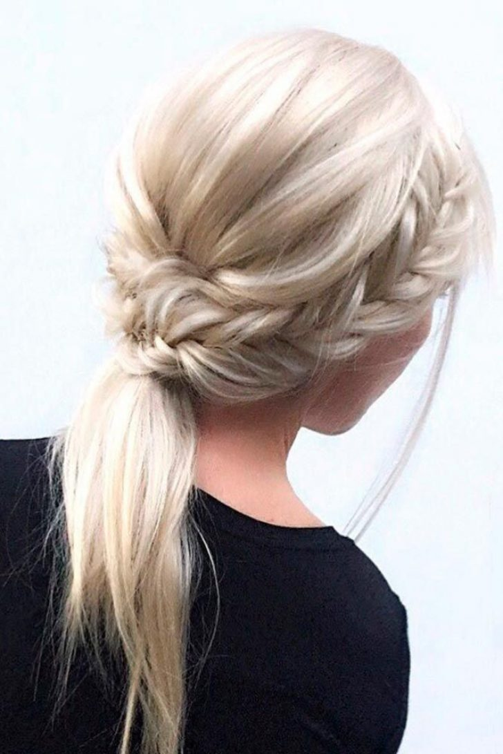 Permalink to 9 Awesome Hairstyles For Medium Hair Braided Ideas