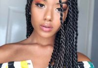Best 35 best senegalese twist hairstyles for women 2020 guide Senegalese Hair Braiding Styles Inspirations