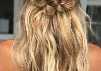 Best 39 adorable braided wedding hair ideas wedding forward French Braid Hairstyles For Weddings Ideas