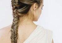 Best 40 braided wedding hairstyles we love French Braid Hairstyles For Weddings Ideas
