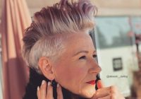 Best 40 cute youthful short hairstyles for women over 50 Short Hairstyles For Fifties Ideas