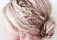 Best 45 cute easy updos for short hair 2020 guide Cute Easy Updo Hairstyles For Short Hair Inspirations