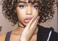 Best 45 fancy ideas to style short curly hair lovehairstyles Hairdos For Short Kinky Hair Ideas