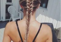 Best 46 best ideas for hairstyles for thin hair French Braid Hairstyles For Thin Hair Ideas