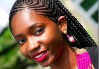 Best 57 ghana braids styles and ideas with gorgeous pictures Ghanian Braids Hairstyles Choices