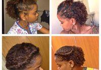 Best 6 cute hairstyles for a braid out short hair natural Cute Pin Up Hairstyles For Short Natural Hair Choices