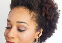 Best 75 most inspiring natural hairstyles for short hair short Hairstyles For Short Kinky Hair Ideas