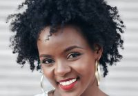 Best 80 fabulous natural hairstyles best short natural Styling Short Black Hair Without Heat Ideas