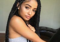Best 80 gorgeous box braids styles for every occasion my new Individual Hair Braid Styles Ideas