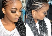 Best 88 best black braided hairstyles to copy in 2020 page 2 of Stylish Hair Braids Choices
