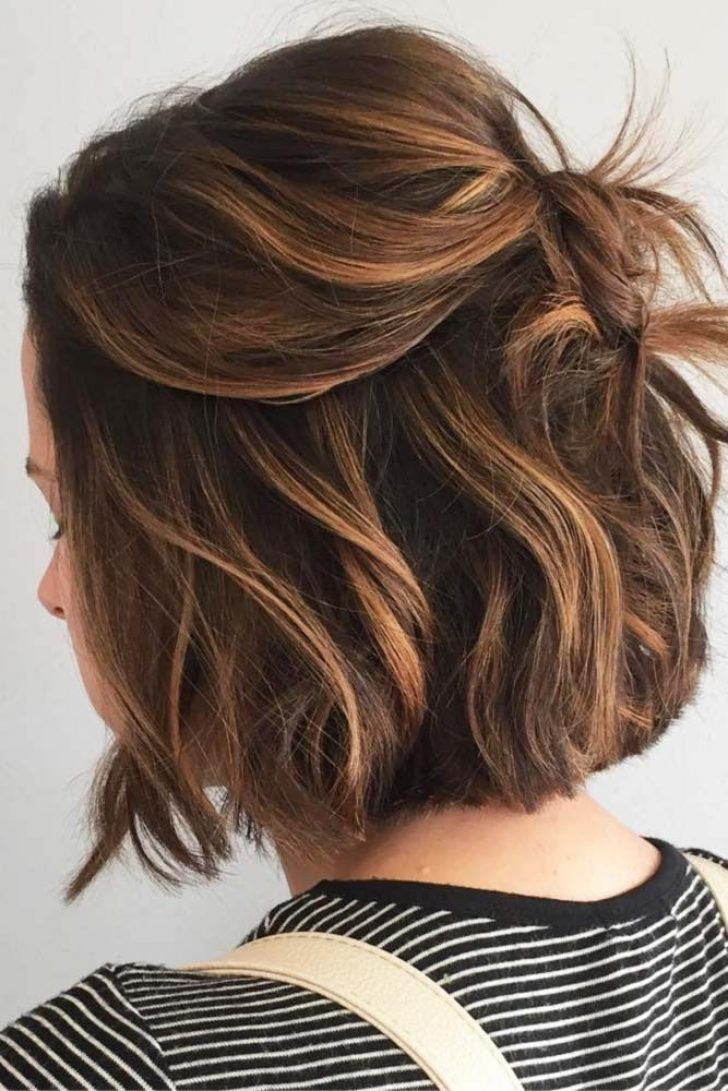 Permalink to 9 Elegant Hair Color For Short Hair Styles