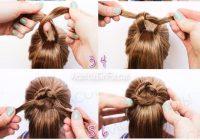 Best american girl doll hairstyles fancy ponytail Fun And Easy Hairstyles For American Girl Dolls