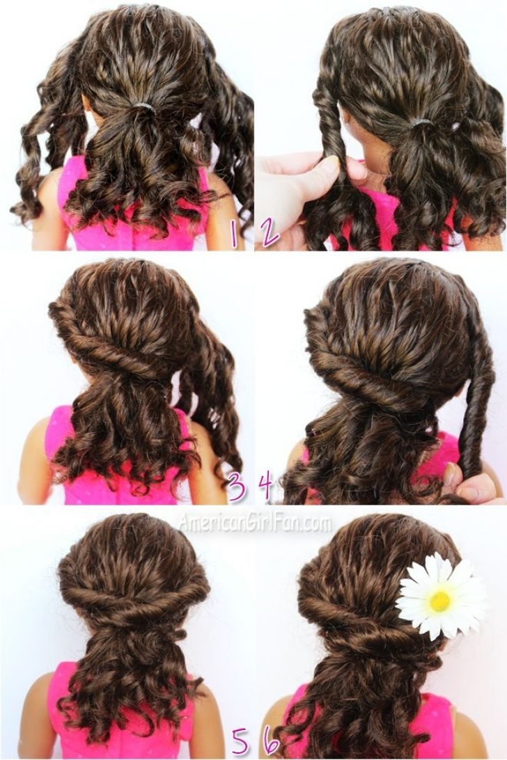 Permalink to 9 Elegant Cute Hairstyles For American Girl Dolls With Curly Hair Inspirations