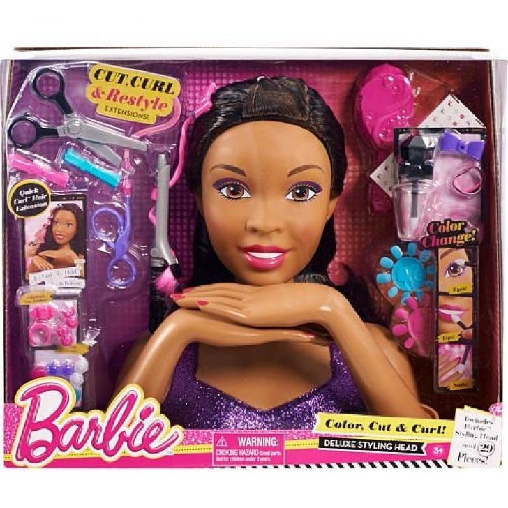 Permalink to 9 Elegant African American Doll Head Hair Styling Inspirations