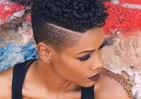 Best best natural hairstyles for short hair for women short Short Black Natural Haircuts Choices