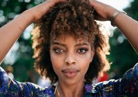 Best best organic hair products for african americans e e Natural Hairstyle For African American Designs