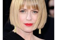 Best blunt cut bob rock your edge with 100 haircuts to choose from Short Blunt Haircuts With Bangs Choices