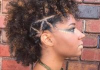 Best braided mohawk hairstyles for natural hair top looks all Natural Hair Styles Braided Mohawk Choices
