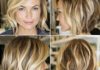 Best chic layered bob haircut with side swept bangs hairstyles Short Hair With Side Swept Bangs And Layers Ideas