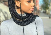 Best cool jazzy braided hairstyles for black women braided Lovely Braided Hairstyle For Black Women Ideas