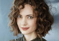 Best curly bob hairstyles for chic women short haircut Short Bob Haircuts For Curly Hair Choices