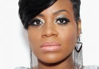 Best fantasia barrino short hair with side fringe google search Fantasia Short Hair Styles Ideas